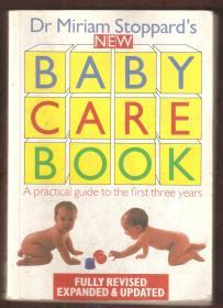 Dr Miram Stoppard's The New BABY CARE Book