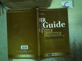 HR Guide to Staff Learning & Development(员工学习与发展人力资源指南 )18