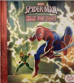 绮捐 Homem-Aranha: My Little Marvel Book - Alta Voltagem! 铚樿洓渚狅細鎴戠殑灏忓杩逛功-楂樺帇锛�