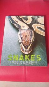 Snakes: A Concise Guide to Natures Perfect Predators 蛇:自然界完美捕食者的简明指南 01