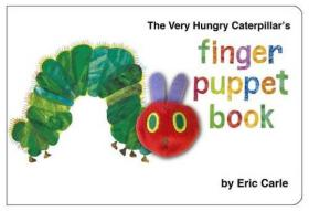 The Very Hungry Caterpillar's Finger Puppet Book饥肠辘辘的毛毛虫(手指木偶图书)