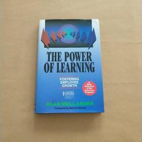 The Power of Learning: Fostering Employee Growth 锛堣嫳鏂囧師鐗� 绮捐锛�