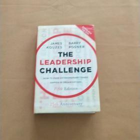 The Leadership Challenge锛欻ow to Make Extraordinary Things Happen in Organizations锛堣嫳鏂囧師鐗� 绮捐锛�