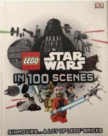 绮捐 LEGO庐 Star Wars in 100 Scenes: Six Movies... A Lot of LEGO庐 Bricks 涔愰珮鏄熺悆澶ф垬100鍦猴細6閮ㄧ數褰扁�﹀緢澶氫箰楂樼Н鏈�