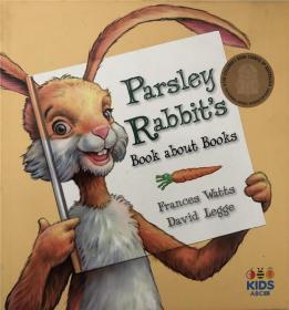 骞宠 Parsley Rabbit's Book About Books 娆ц姽鍏斾功