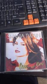 SHANIA TWAIN come on over歌曲CD