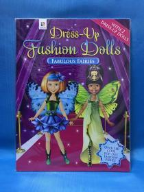 "原文:Dres-Up ink DRBSL ИTH2 ""Dоu Jushion Dolls FABULOUS FAIRIES OVER 140 COOL POP-OUT FASHION PIECES  译文:Dres-Up墨水DRBSLИTH2""Dоu Jushion娃娃 令人难以置信的仙女 超过140 很酷的 弹出式 时尚 块"