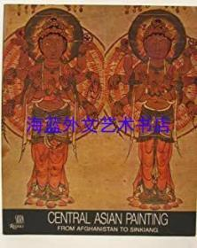 Central Asian painting (Treasures of Asia)