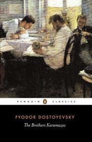 The Brothers Karamazov:A Novel in Four Parts and an Epilogue