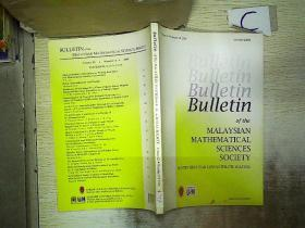 Bulletin of the MALAYSIAN MATHEMATICAL SCIENCES SOCIETY2009 3(马来西亚数学科学会公报2009 3)71