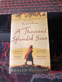 A Thousand Splendid Suns 灿烂千阳