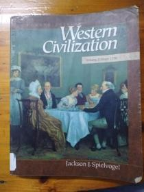 Western Civilization: Volume I I Since 1550 / 西方文明史: 卷2始于初见1550年