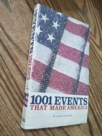 1001events that made america-成就美利坚的1001个事件