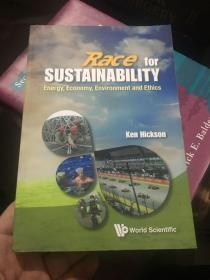 RACE FOR SUSTAINABILITY 争取可持续性的竞赛