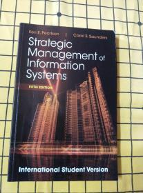Strategic Management of Information Systems(英文原版)