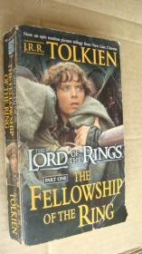 The Fellowship of the Ring (The Lord of the Rings: PART ONE) 英文正版