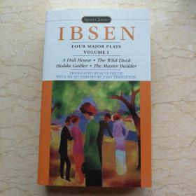 Ibsen Four Major Plays Volume Ⅰ