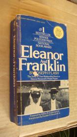 Eleanor And Franklin:The Story of Their Relationship, based on Eleanor Roosevelt's Private Papers  英文原版 插图本厚册