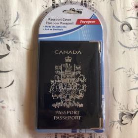 加拿大护照封套