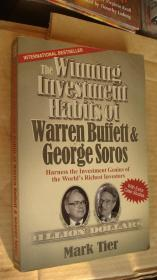 The Winning Investment Habits of Warren Buffett & George Soros 英文原版 16开