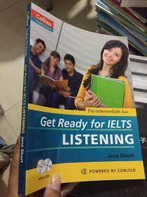 Collins Get Ready for IELTS Listening (With 2 CDs) (Collins English for Exams)