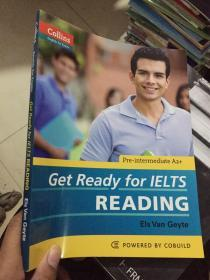Collins Get Ready for IELTS Reading (Collins English for Exams)
