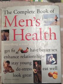 The Complete Book Of  men,s  Health