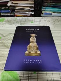 CHINESE ART the szekeres collection     蓝理捷 2019(J.J.Lally)中国艺术品收藏           【16开硬精装】