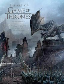 订权力的游戏艺术画册美国版The Art of Game of Thrones, the official book of design from Season 1 to Season 8