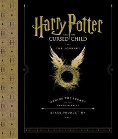 订 哈利波特与被诅咒的孩子:旅程(舞台制作幕后的故事)美国版 Harry Potter and the Cursed Child: The Journey: Behind the Scenes of the Award-Winning Stage Production