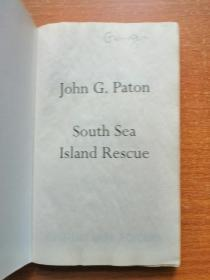 south sea island rescue