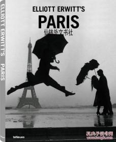 【包邮】 Elliott Erwitts Paris 艾略特·厄威特的巴黎 摄影集 2015年出版平装