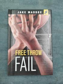 Free Throw Fail (Jake Maddox Jv)