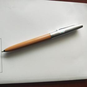 华丰华圆珠笔80年代的红蓝两用笔