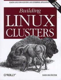 Building Linux Clusters 附光盘 9781565926257
