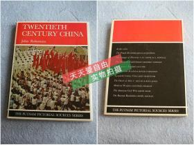 英文原版Twentieth Century China