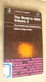 THE WORLD IN 1984 (Volume 2)-the complete new scientist series