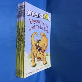 Biscuit and the Lost Teddy Bear (My First I Can Read)[小饼干和走失的泰迪熊]