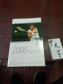 2006   OFFIcIAL GUIDE To PRoFESSIoNAL TENNIs