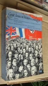 Great Issues In Western Civilization: Volume II From The scientific revolution through the cold war 英文原版16开厚重本:西方文明中的重要问题:从科学革命到冷战
