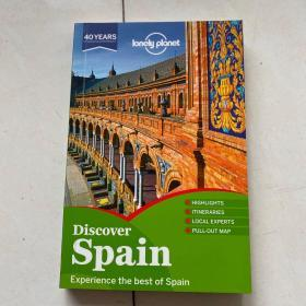 Discover Spain (Lonely Planet Discover Country)孤独星球:发现西班牙