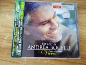 THE BEST OF ANDREA BOCELLI:Vivere