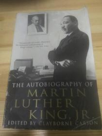 The Autobiography of Martin Luther King, Jr. 英文原版(小16开)