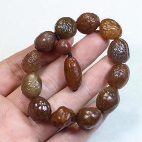 純天然非常手鏈,瑪瑙奇石手鏈,奇石手鏈,頂級極品瑪瑙石手鏈,極品瑪瑙石手鏈非常難得,收藏珍品