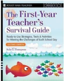 First-Year Teacher'S Survival Guide: Ready-To-Use