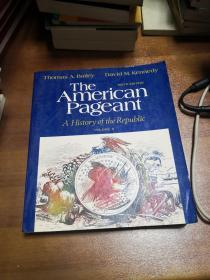 The American Pageant:A History of the Republic (1、2卷)美国庆典