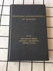 英文版[PROCCESSING AND PRESENTATION OF ANTIGENS]抗原的加工和呈递