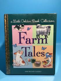 Little Golden Book Collection:Farm Tales (Little Golden Book Treasury)