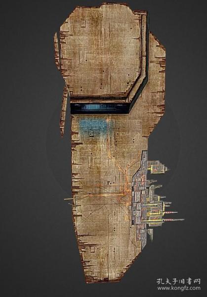 神物 家园2 母船船坞  收藏版 配收藏版母船