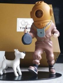 丁丁(TINTIN)历险记 手办 模型 玩偶